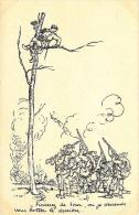 [DC2402] CARTOLINA - HUMOR - Non Viaggiata - Old Postcard - Humor