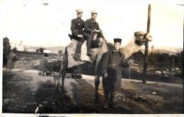 [DC2404] CARTOLINA - CAMMELLO UNIFORMI - Non Viaggiata - Old Postcard - Cartoline