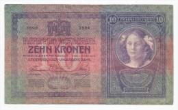 Austria 10 Kronen 1904.  10 Korona - Oostenrijk