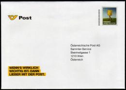ÖSTERREICH 2010 - Postbrief - Ganzsache - Post