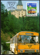 ÖSTERREICH 1982 - 75 Jahre Postbus - Maximumkarte MC - Post