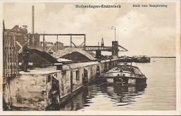 Stolzenhagen-Kratzwieck - Blick Vom Dampfersteg - Stettin - Polen