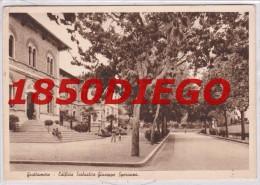 GROTTAMMARE - EDIFICIO SCOLASTICO GIUSEPPE SPERANZA   F/GRANDE VIAGGIATA ANIMATA - Ascoli Piceno