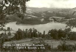 Amatrice(Rieti)-Lago Scandarello E Frazioni San Benedetto E Colli-1976 - Rieti