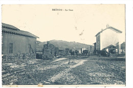 BRENOD , LA GARE - Other Municipalities
