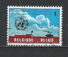 - Belgie  GESTEMPELD  OPC.  NR°   1661    Catw.  0.40   Euro - Belgique