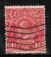 AUSTRALIA   Scott # 68 VF USED - 1913-36 George V: Heads