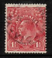 AUSTRALIA   Scott # 68 VF USED - Used Stamps