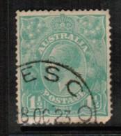 AUSTRALIA   Scott # 25 F-VF USED - 1913-36 George V: Heads