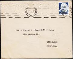 1935. 25 Pf. HÄNDEL BERLIN-CHARLOTTENBURG 27.6.35.  (Michel: 575) - JF190097 - Allemagne