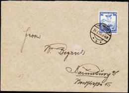 1936. Deutsche Nothilfe 25 + 15 Pf. WEIMAR 24.2.36.  (Michel: 595) - JF190090 - Deutschland