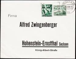 1938. WINTERHILFSWERK 6+4 Pf. + 6+4 Pf. DRESDEN 26.5.38.  (Michel: 654+) - JF190128 - Deutschland