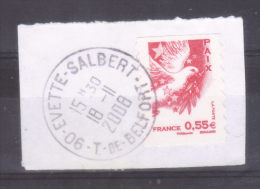 N° 178  Oblitéré  Sur Fragment Valeur De L'Europe - France