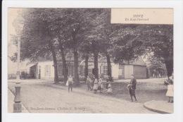 Hove - De Kapellestraat. - Hove