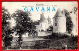 56 Environs De Ploermel - MOUTERTELOT - Chateau Du Crévy - France
