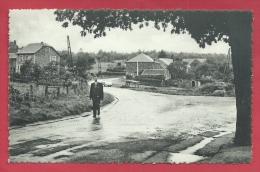 Malvoisin - Place Des Bassins - Personnage ( Voir Verso  ) - Gedinne