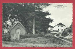 Malvoisin - Chapelle De La Galette Et Villa Dressen ( Voir Verso  ) - Gedinne