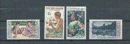 (A0102) Polynésie Française PA 1/4 * - Poste Aérienne