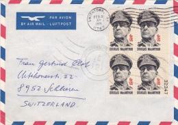 Brief In Die Schweiz (o100) - Storia Postale