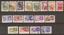 RUSSIE  /  URSS.     LOT   .  Oblitérés. - Collections