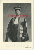 Série Nos Maîtres-médecine Photographie Professeur BRAULT- Alger-Paris-édit Deschiens - Collections