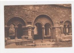 Gent -  Gand - Les Ruines De L´ Abbaye De St Bavon - La Salle Capitulaire - Gent