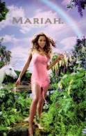 Artiste Femme C - Mariah Carey (pyramid PC 0049) Licorne Arc-en-ciel - Artiesten