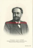 Série Nos Maîtres-médecine Photographie Professeur Pierre PARINOT- Nancy-édit Deschiens - Collections