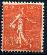FRANCE SEMEUSE LIGNEE 1927-31 NEUF SANS CHARNIERE YVERT N°203 COTE 60E - 1903-60 Semeuse Lignée
