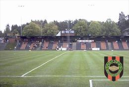 Stadium Grimsta IP (IF Brommapojkarna,Sweden) Postcard - Size: 15x10 Cm. Aprox - Fútbol