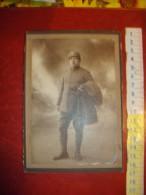 Ww1-foto Militare-guerra Prima - Guerra, Militari