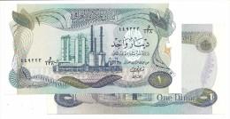 Iraq 1 Dinar 1973 UNC - Irak
