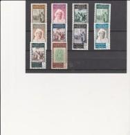 MAROC ESPAGNOL - SERIE N° 469 A 478 NEUVE XX -ANNEE 1955-