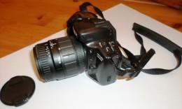 Appareil Minolta DYNAX 500 SI 28-80 Mm Objectif Photographie - Cameras