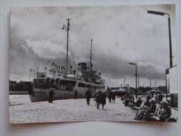 Swinoujscie   Port Hafen Cruise Mazowsze    1967 Year - Ohne Zuordnung