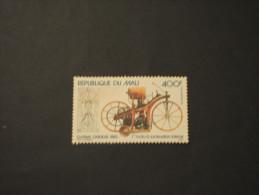MALI - P.A. 1986 MOTOCICLO - NUOVO(++) - Mali (1959-...)