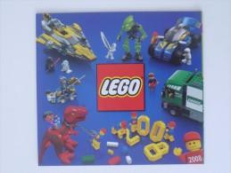LEGO CATALOGUE BOOKLET - 2008 - Catalogs