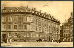 Kobenhavn, Kopenhagen,Denmark,Kobmandsskolen, 18.3.1946, Skole, Schule, OEY - Dänemark