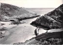 56 - BELLE ISLE EN MER - LOCMARIA : Port Maria - CPSM Dentelée Noir Blanc GF 1950 - Morbihan - Belle Ile En Mer