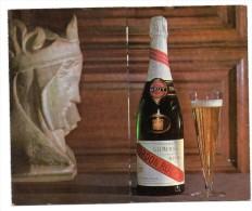 Publicité Champagne MUMM - Publicités