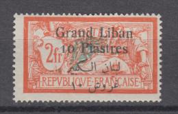 1924 - 1925   YVERT  Nº 37  / * / - Gran Líbano (1924-1945)