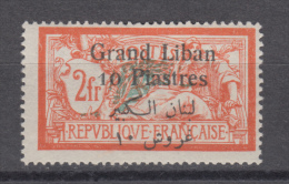 1924 - 1925   YVERT  Nº 37  / * / - Ungebraucht