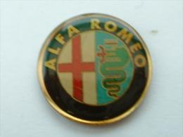 PIN´S ALFA ROMEO - LOGO - Alfa Romeo