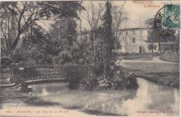 Pamiers 09 - Parc Et Mairie - 1913