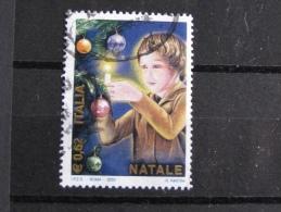 ITALIA USATI 2002 - NATALE 2002 - SASSONE 2660 - RIF. G 2056 - 1^ SCELTA - 6. 1946-.. Repubblica