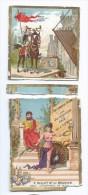 Petit Calendrier De Poche/Parfumerie Irida/F Millot/Brunier/BD Sébastopol/Paris/Découpé Et Incomplet/1885    CAL250 - Calendars