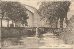 BETELU  Paisage - Navarra (Pamplona)