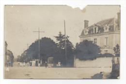 Carte Photo  -  Mayenne Ou Maine Et Loire - Cartes Postales