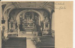 10x15 Rohrbach Les Bitche   Interieur De L'Eglise - Francia