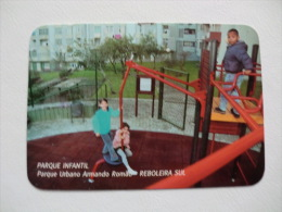 Junta De Freguesia Da Reboleira Portugal Portuguese Pocket Calendar 2002 - Calendari